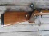 Anschutz-Savage Model 64 Match Grade Target Rifle .22