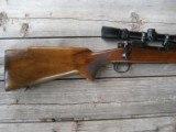 Winchester Model 70 Pre 64 220 Swift. - 1 of 10