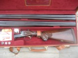Winchester Model 23 Pigeon Custom 28 and 20 Gauge Set