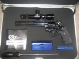 Colt Python Hunter 357 Magnum