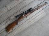 Mannlicher Steyr Dalimer Puch 243 Carbine