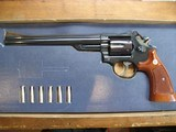 Smith and Wesson Model 53 22 Remington Jet