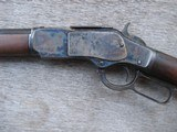 Winchester Model 1873 22 short - 2 of 13