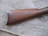 Winchester Model 1873 22 short - 3 of 13