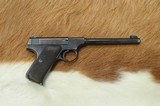 """Colt Woodsman 22LR Automatic 6 5/8"""" BBL"""