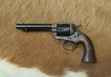 Colt SAA Bisley .38 Spl.