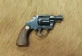 """Colt Detective Special .382"""" barrel"""