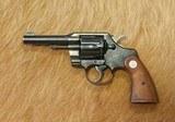 Colt Official Police CTG .38 Spl. - 1 of 8