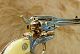 Colt 22LR Frontier Scout Revolver CA Gold Rush - 8 of 9
