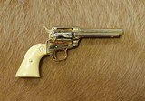 Colt 22LR Frontier Scout Revolver CA Gold Rush - 3 of 9