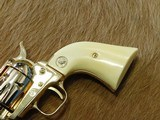 Colt 22LR Frontier Scout Revolver CA Gold Rush - 6 of 9