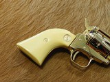 Colt 22LR Frontier Scout Revolver CA Gold Rush - 5 of 9