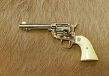 Colt 22LR Frontier Scout Revolver CA Gold Rush - 2 of 9