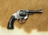 """Colt Police Positive .38 4"""" Barrel"""