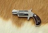 North American Arms .22 magnum Mini Revolver