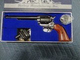 "Heritage Rough Rider Combo 6.5"" Barrel 22 LR and 22 Magnum"