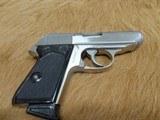 Walther PPK 380 ACP 3.3 Interarms