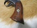 Rodger & Spencer Army Revolver Civil War Antique .44 Caliber Percussion - 6 of 20