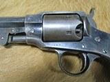 Rodger & Spencer Army Revolver Civil War Antique .44 Caliber Percussion - 7 of 20