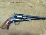 Rodger & Spencer Army Revolver Civil War Antique .44 Caliber Percussion