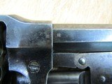 Rodger & Spencer Army Revolver Civil War Antique .44 Caliber Percussion - 3 of 20