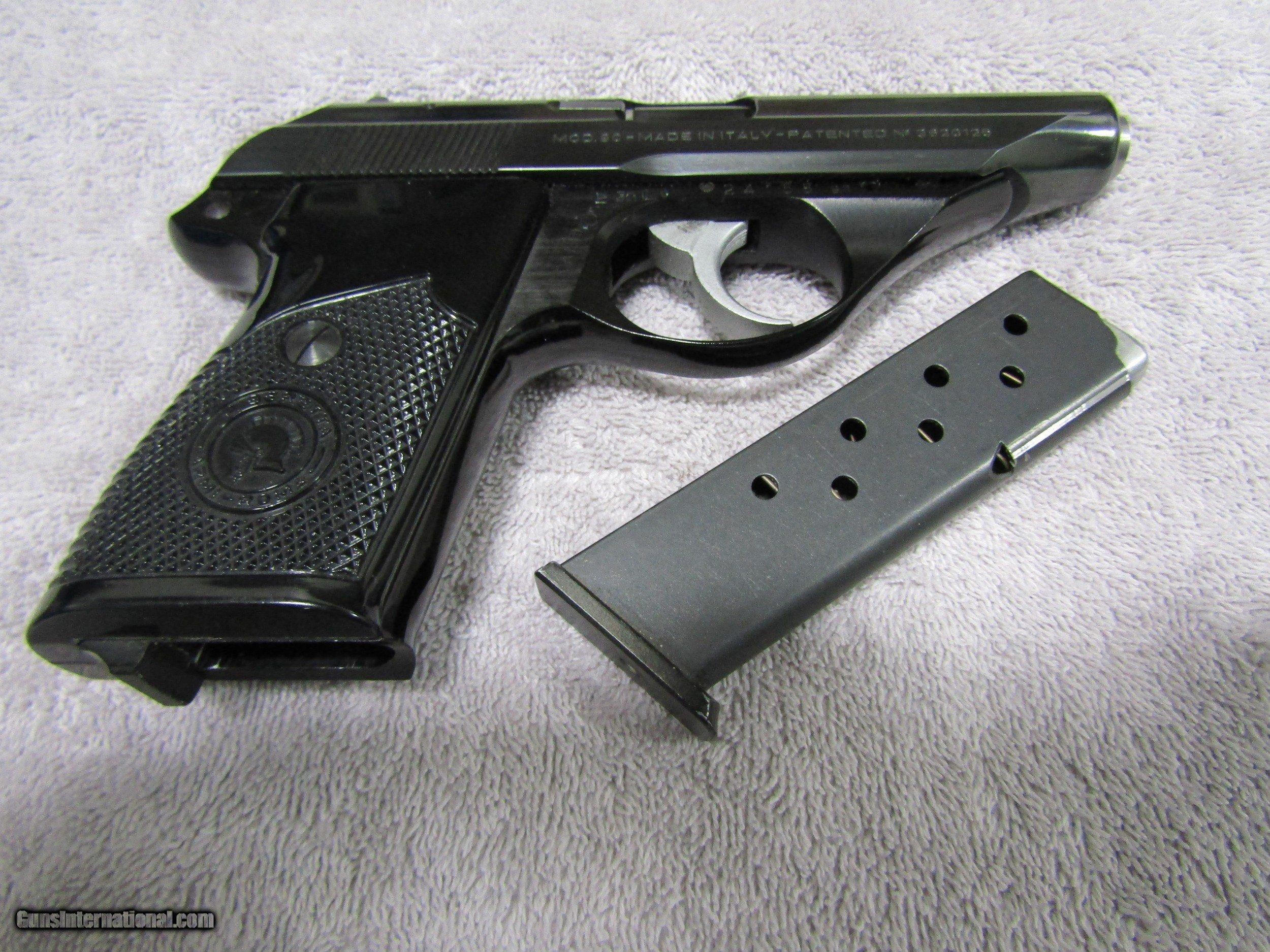 Beretta Roma Model 90 P 32 Acp 7 65 Mm Caliber