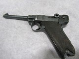 Swiss Luger 30 Cal