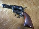 Uberti 1873 El Patron Cattleman 4 ¾ Barrel 357 Magnum