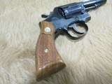 Smith & Wesson Model 10-6 38 Spl Ctg
