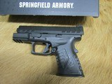 Springfield XDM Elite Comp 9MM