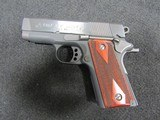 Colt New Agent Lightweight .45 ACP