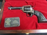 John Wayne Colt SAA New Frontier 22 LR