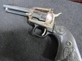 John Wayne Colt SAA New Frontier 22 LR - 2 of 12