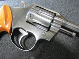 Colt's Official Police MK III .38 CTG Special