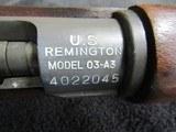 Remington U.S. 03-A3 30-06