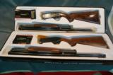 Browning M12 28ga Grade 1 and Grade 5 Set available