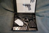 Walther PPK/S .380ACP
