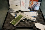 Kimber Stainless Pro Carry II 9mm with $800 of extra factory upgrades