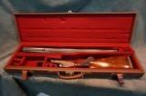 Manton & Company 470 Nitro Sidelock Double Rifle - 1 of 25