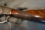 Winchester 1873 Deluxe Rifle 38-40 NICE! - 11 of 25