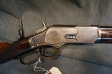Winchester 1873 Deluxe Rifle 38-40 NICE! - 2 of 25