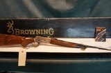 Browning Model 71 348Win Rifle High Grade NIB