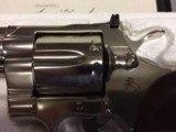 "Colt Python 8"" Nickel NIB! - 2 of 4"