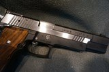 SigSauer 226X6 9mm X-Six Black and White,Mastershop Series NIB - 6 of 7