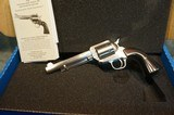 Freedom Arms Model 97 Premier Grade 357Mag fixed sights NIB