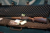 Remington Custom Shop 547-T 22Mag deluxe wood NIB - 1 of 8