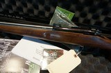 Remington Custom Shop 547-T 22Mag deluxe wood NIB - 3 of 8