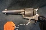 """Colt SAA 45LC 4 3/4"""" rare factory Watts Nickel finish NIB consecutive # gun set available - 6 of 8"""