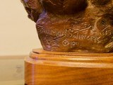 "Truman Bolinger Bronze ""Brotherhood of Spirt"" 1994 #5 of 35 - 4 of 5"