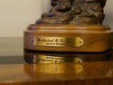 "Truman Bolinger Bronze ""Brotherhood of Spirt"" 1994 #5 of 35 - 5 of 5"